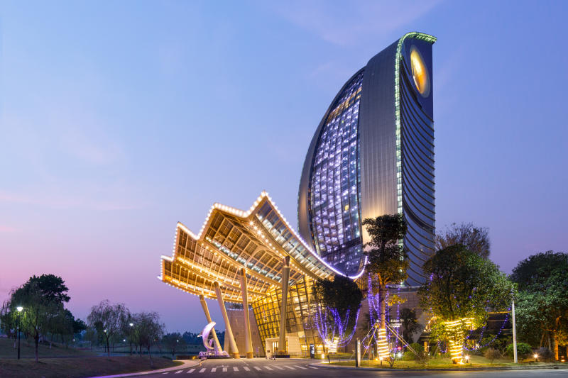 Wyndham Grand Foshan Gaoming Over view